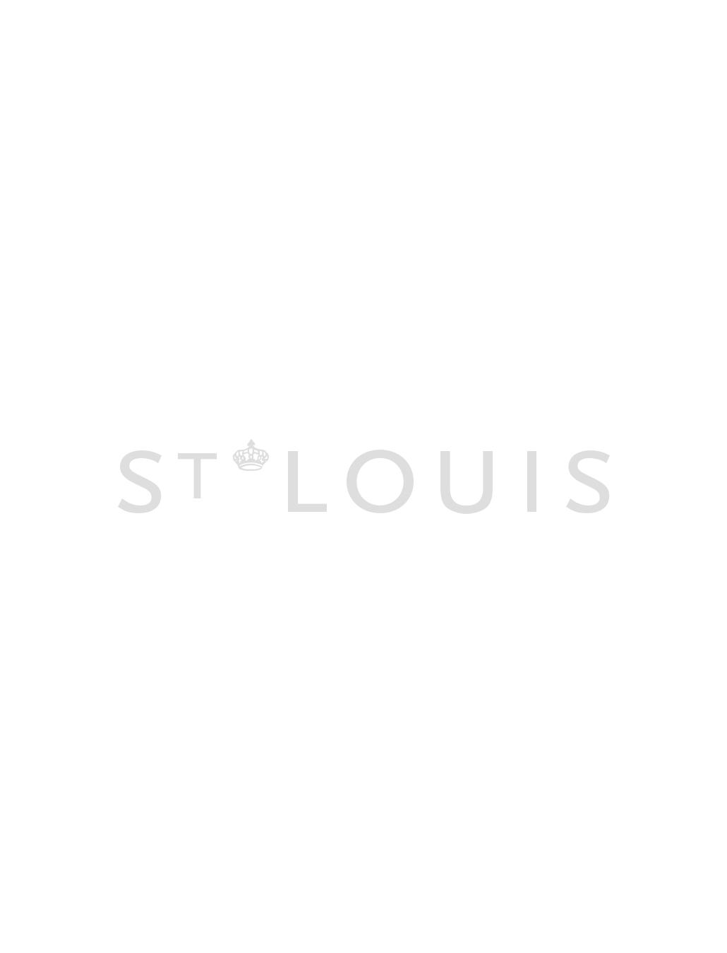 Flacon carré platine Stella