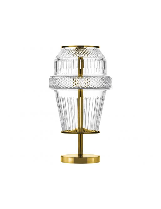 GOLDEN FINISH TABLE LAMP